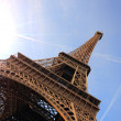 The Eiffel tower Paris France — Stock Photo #9042293