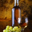 White wine composition — Stock Photo #8894212