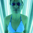 Stock Photo: Solarium