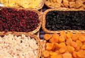 Getrocknete früchte — Stockfoto
