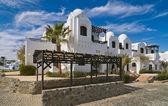Egyprt tourist resort — Stock Photo