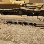 Heavy duty construction equipment — Stock Photo