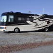 Stock Photo: Recreational vehicle