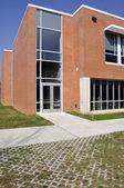 Southern Lehigh Intermediate school — Stock Photo