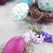Easter Eggs — Stock Photo #9713125