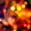 Natural bokeh background made with unfocused lens — Stock Photo