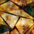 Colorful grunge background made of stone texture — Stock Photo