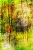 Abstract grunge background in green tones — Stock Photo