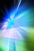 Abstract background in blue, green and white tones — Stock Photo