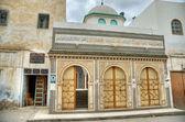 Typiska arkitekturen i tunisien — Stockfoto