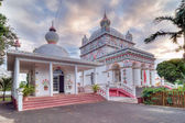 Maheswarnath temple in Mauritius — Stock Photo