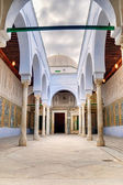 Zaouia of Sidi Sahab in Kairouan, known as the Barber's Mosque — Stock Photo
