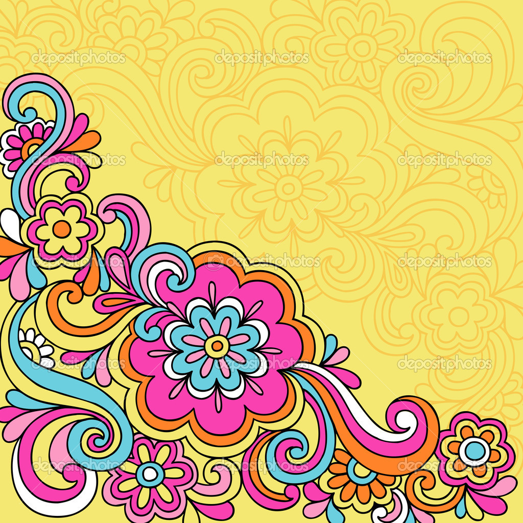 1960s wallpaper psychedelic swirls - photo #17