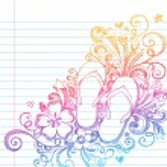 Sketchy Flip Flops Beach Doodle Vector — Stock Vector #8658003