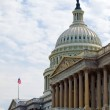 United States Capitol Building in Washington DC — Stock Photo #9185715