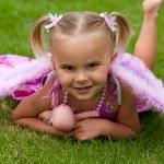 Хорошенькая девочка — Стоковое фото