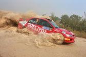 "Championship of Ukraine ""Alexandrov rally"" — Stock Photo"