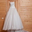 Stockfoto: Wedding dress
