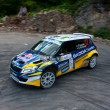 IRC PRIME Yalta Rally 2011 — Stock Photo