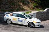 Irc prime jalta-rallye 2011 — Stockfoto