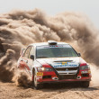 Постер, плакат: Championship of Ukraine the rally Kyiv Rus