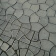 Interlocking paving detail — Foto Stock #9239107