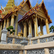 Temple of Emerald Buddha - Stock Photo