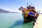 Tour boat — Stock Photo