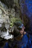Caverna carlsbad — Foto Stock