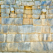 Inca wall — Stock Photo #8734858
