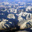 Mountains of Alaska — Stockfoto