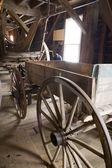 Stary wóz — Zdjęcie stockowe