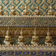 Grand Palace ornaments - Stock Photo