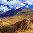 Urubamba River — Stock Photo #8814212