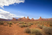 Valley of the Gods — Stock Photo