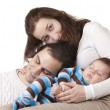 Young Family — Stock Photo #8976553