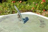 солнечные часы — Стоковое фото