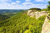 Ridge ovanifrån — Stockfoto