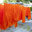 Monks laundry — Stock Photo