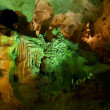 Stock Photo: Carlsbad Cavern