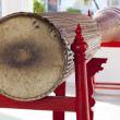Royalty-Free Stock Photo: Long drum