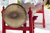 長いドラム — ストック写真
