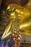 Bouddha couché — Photo