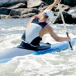kayaker — Stock Photo #9316469