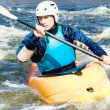 Kayaker — Stock Photo #9316513