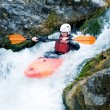 Kayaker — Stock Photo #9316712