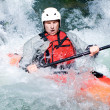 Kayaker — Stock Photo #9316732