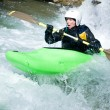 Female kayaker — Stock Photo #9316749