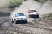 Extreme races — Stockfoto