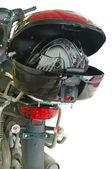 Helmet trunk — Stock Photo